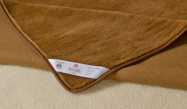 Koc z wełny wielbłądziej - jakość potwierdzona certyfikatami