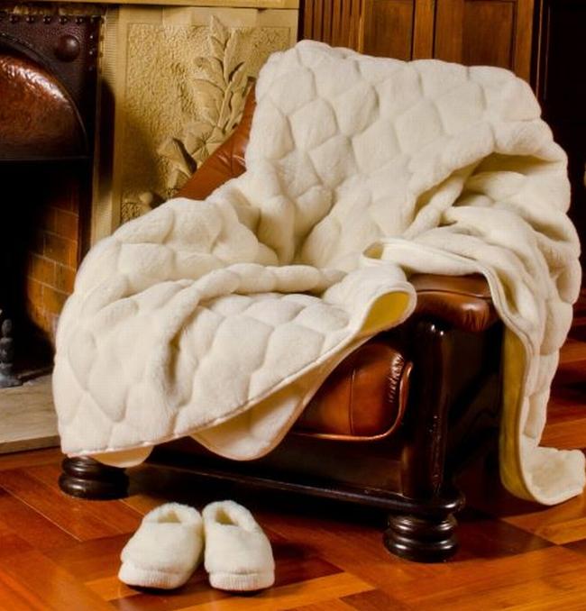 Koc we�niany zapewni klimat w Twoim domu