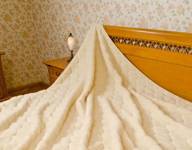 koce we�niane - komfort spania